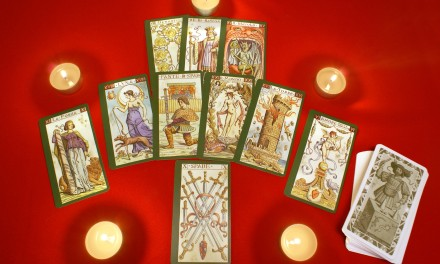 Four Beginner-Friendly Tarot Spreads