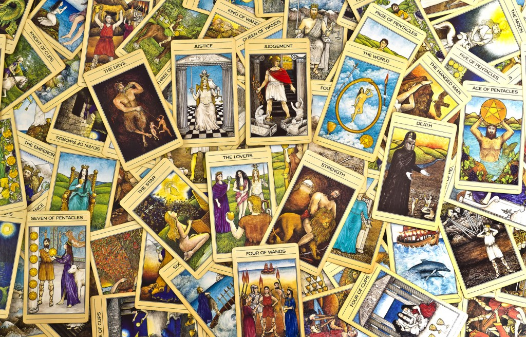 how to choose the significator card in a tarot pack